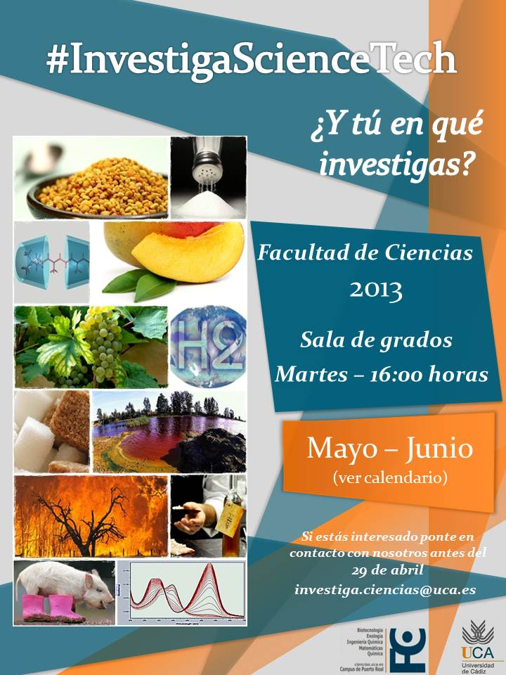 #InvestigaScienceTech