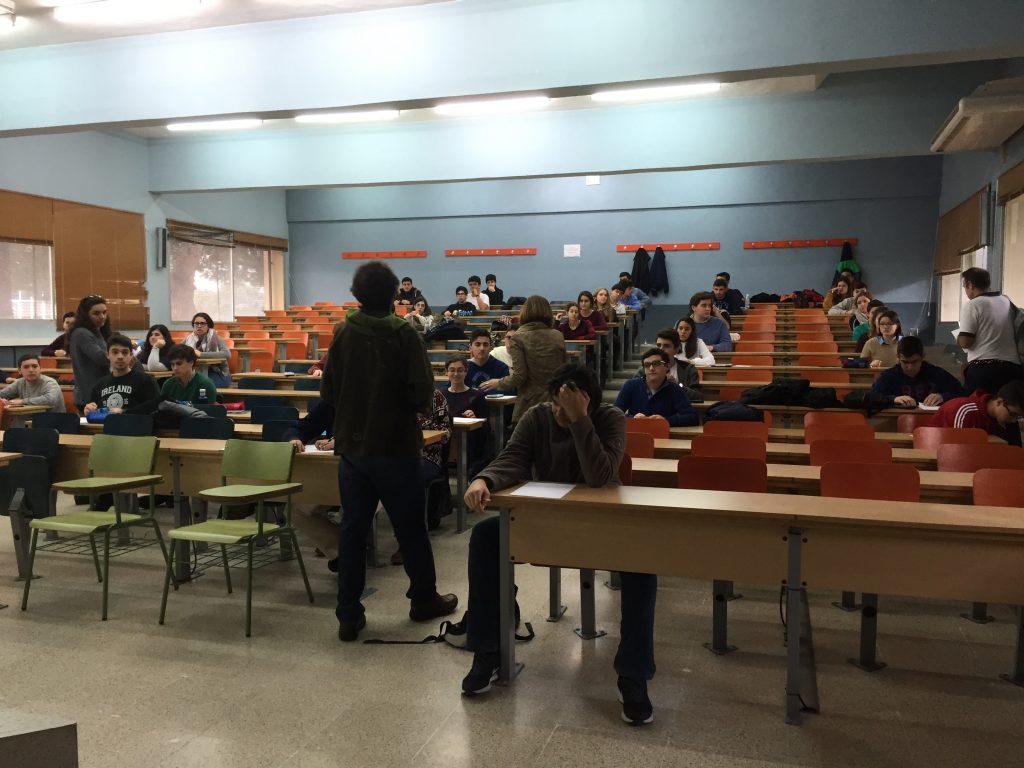 Jornada informativa Programa Erasmus +