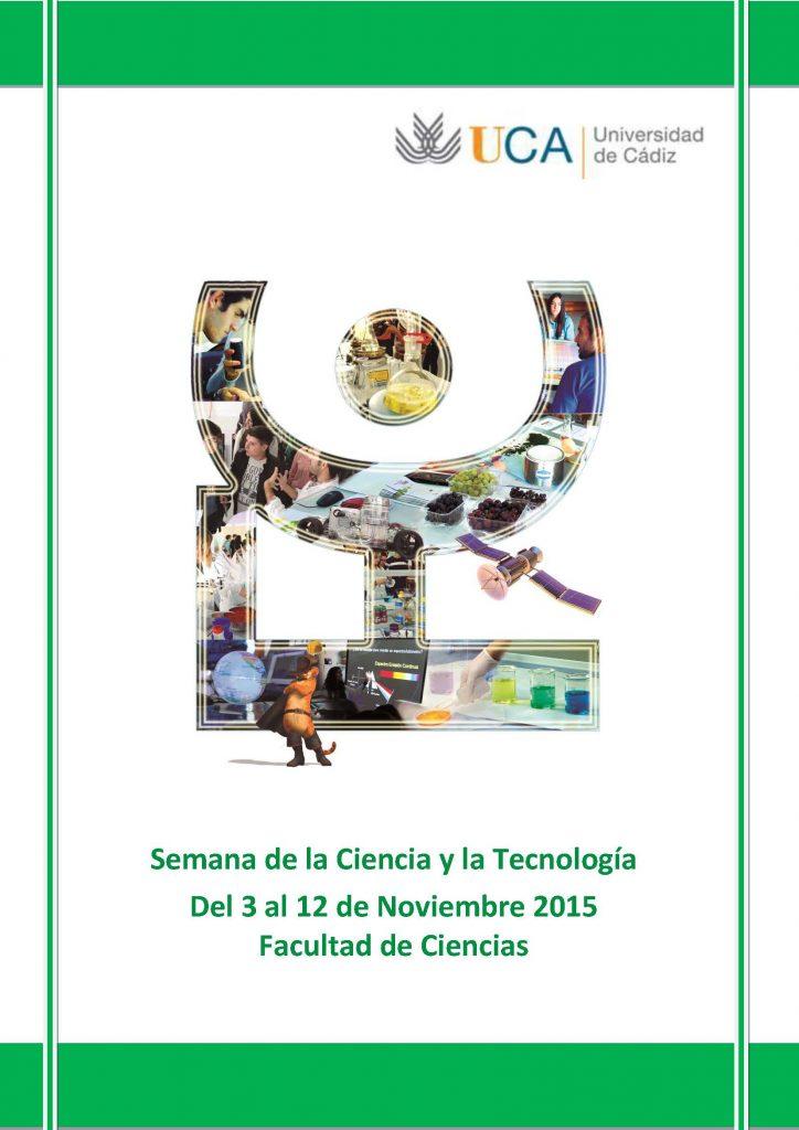Semana de la Ciencia y la Tecnología – 9 de Noviembre