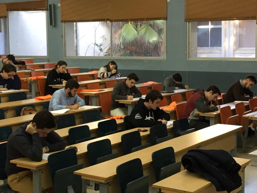 La Facultad de Ciencias acoge la LI edición de la Olimpiada Matemática