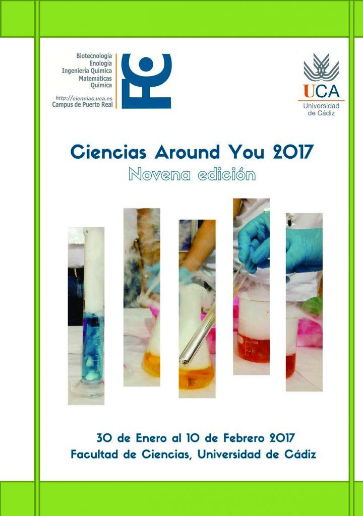 Ciencias Around You 2017 – 3 de febrero
