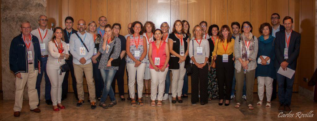 Participación en el foro nacional de coordinadores de grados en Biotecnología, Bioquímica y Biomedicina