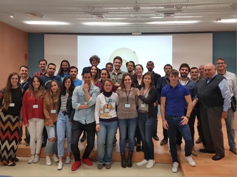 La Facultad de Ciencias acoge las XI Jornadas de Jóvenes Investigadores de Física Atómica y Molecular