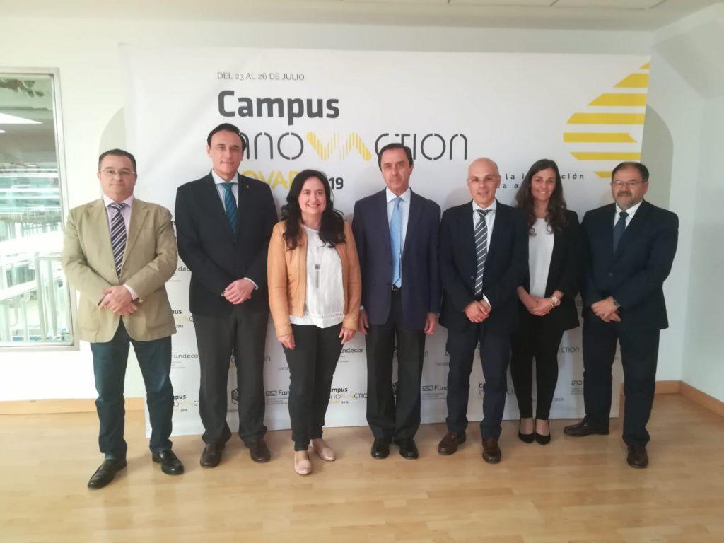 Presentación del Campus Innovaction COVAP