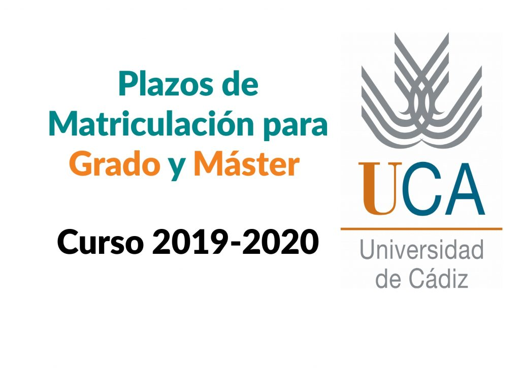 Calendario Escolar 2020 Cadiz.Facultad De Ciencias