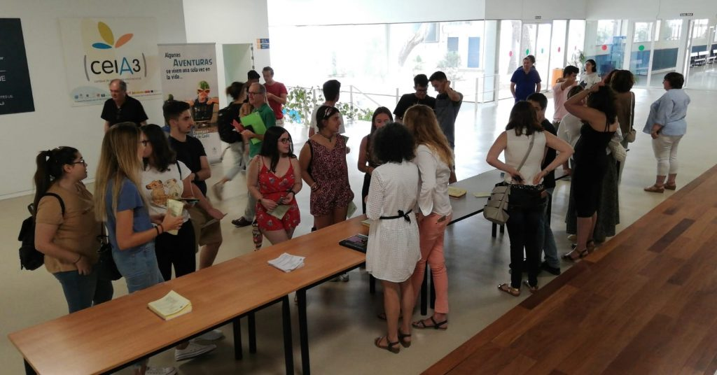Jornada de Acogida 2019 para Alumnado de Nuevo Ingreso