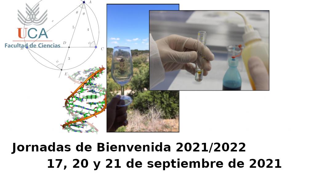IMG Jornadas de bienvenida 2021/2022 – 17, 20, 21 septiembre 2021