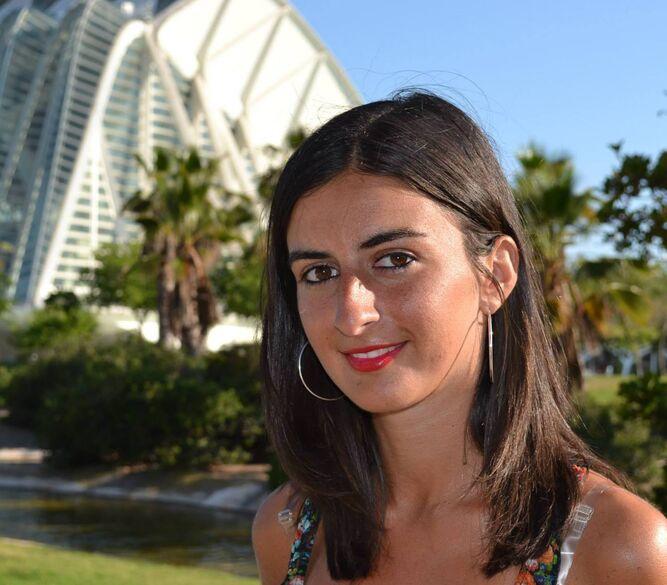 Marina Murillo Arcila, egresada del Grado en Matemáticas, Premio Andaluces del Futuro 2020
